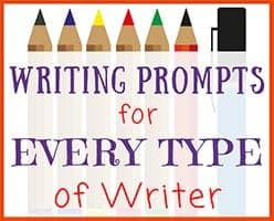 Writing Prompts for Every Type of Writer