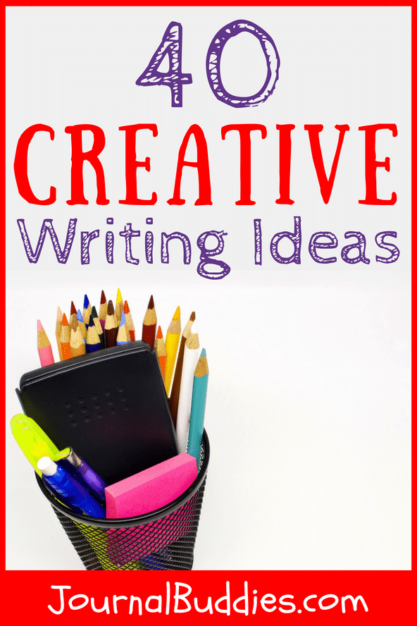 Stretch your perspective, expand your imagination, and start writing with these creative writing ideas for people of all ages.