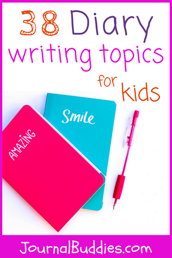 Diary Writing Prompt Ideas for Students