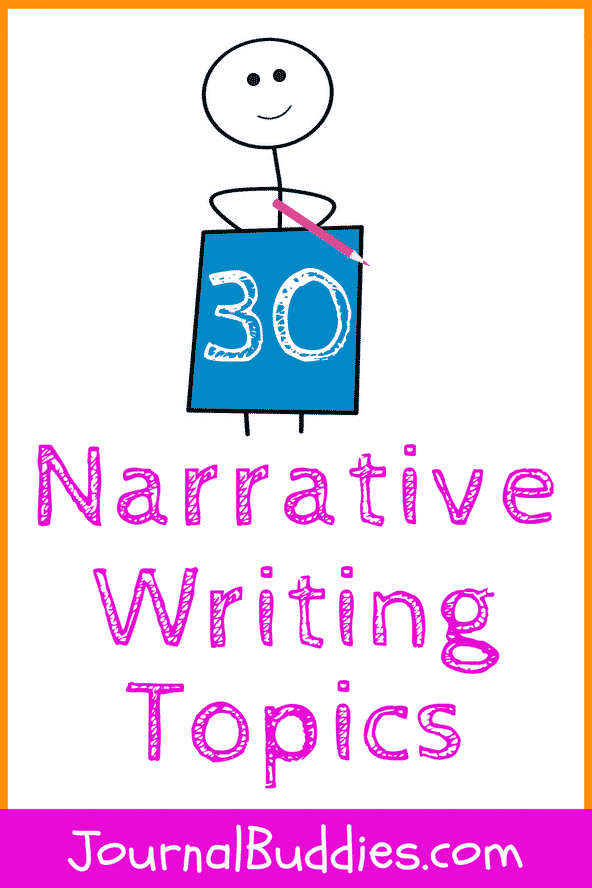 Whether you are sitting down to write a short story narrative or you simply need to pen a journal entry, these narrative writing topics will help get you started.