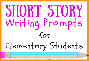 Short Story Writing Prompts for Elementary Students