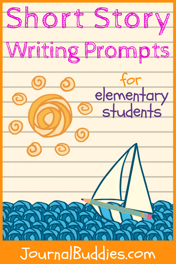 Short Story Writing Ideas for Elementary Kids