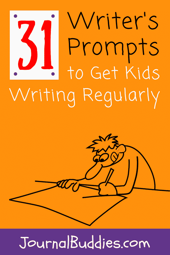 It's an English teacher's worst-kept secret: the more kids write, the better they get at writing. To help you get your students writing regularly, we've created a special month-long series of writing prompts to use in your middle school classroom.