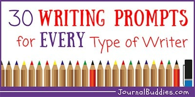 Writing Ideas for Every Type of Writer