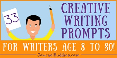 All Ages Creative Writing Ideas