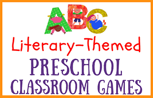 Literary-Themed Preschool Games