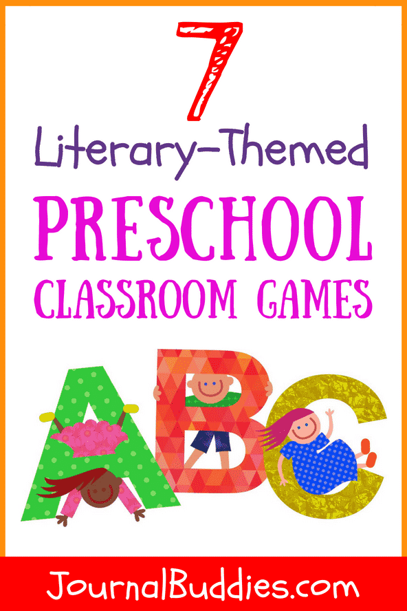 The best part about these preschool classroom games is that students will be having so much fun, they will have no idea that they are creating the building blocks they need to begin reading and writing as they get older.