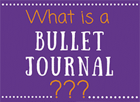 What is a Bullet Journal