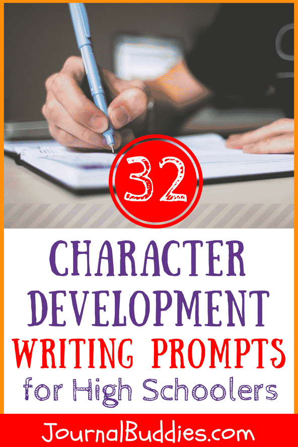 These character development writing prompts will help your students better understand the process of creating their own compelling characters—and give them some unique personalities to continue writing about if they so choose!