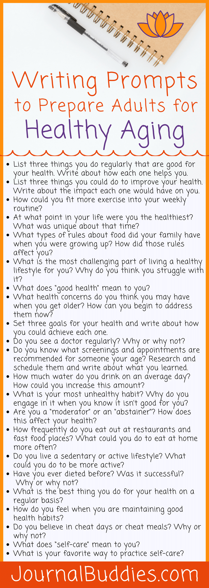 September is Healthy Aging Month and it's the perfect time for adults to take some time to reflect on all aspects of their health.