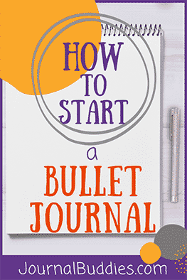 Here's a step-by-step guide to setting up a bullet journal and reaching maximum organization and success today.