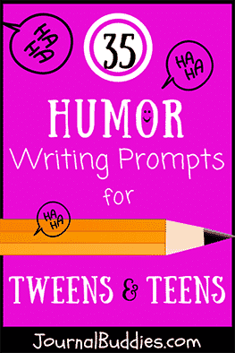 Comedic Writing Ideas for Kids