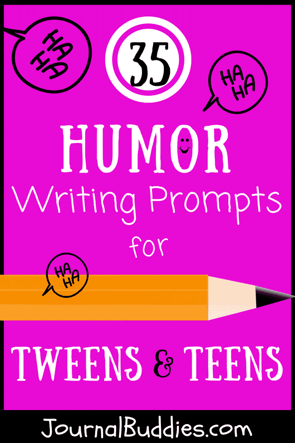 In this special collection of journal prompts, students will have the chance to express what they find funny through several types of humor.