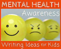 30 Mental Health Awareness Writing Ideas for Kids