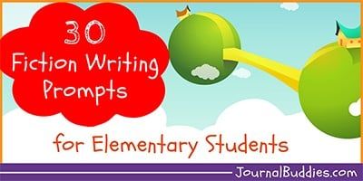 Elementary Kids Fiction Writing Topics