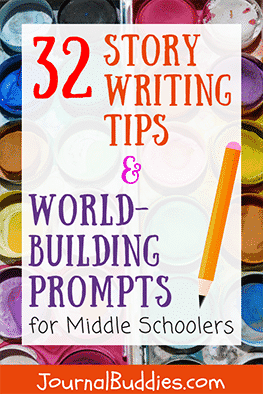 As students work through the scenarios presented in these story writing tips and world-building prompts, they'll learn how to create fantastical places that still maintain a balance of logistical realism.
