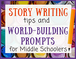 World-Building Prompts for Middle School