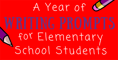 Journal Entry Prompts: A Year of Writing Prompts for Elementary School Students