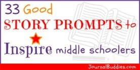 33 Good Story Ideas & Prompts