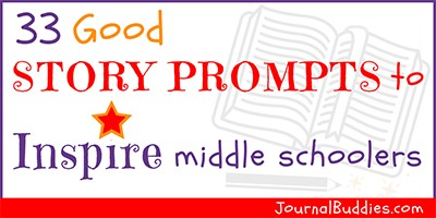 Story Writing Ideas for Middle School