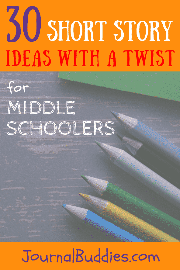 See these 30 Middle School Short Story Writing with Creative Twists