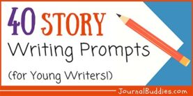 Story Writing Prompts for Young Writers