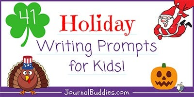 Holiday Journal Ideas for Students