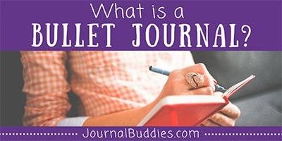 Defining Bullet Journaling