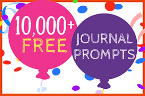 10,000+ Free Journal Prompts