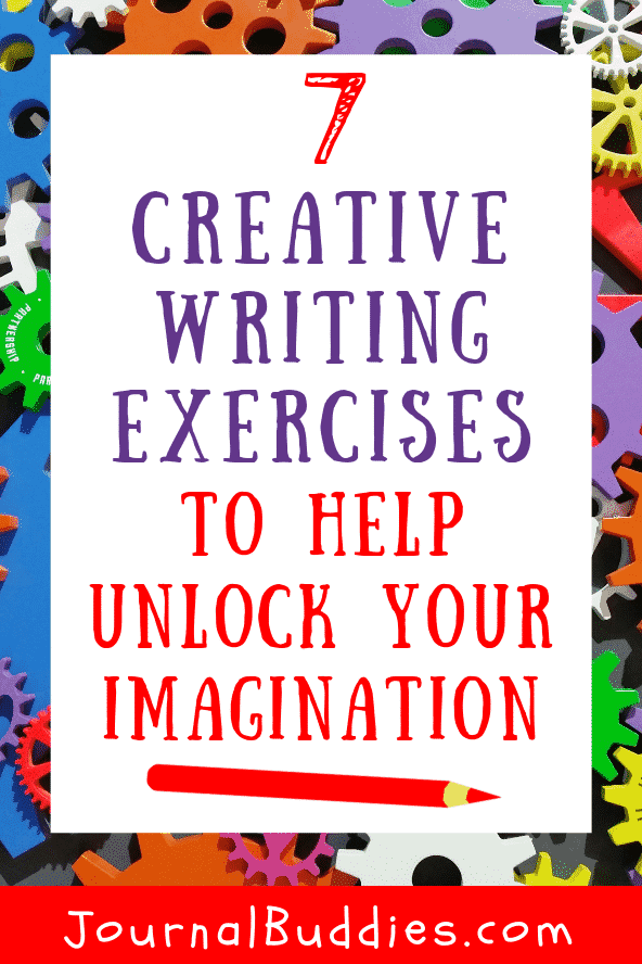Whether you're suffering from writer's block or you're starting a journal for the first time, sometimes we all need a little bit of help to push the words from our brains to the page.