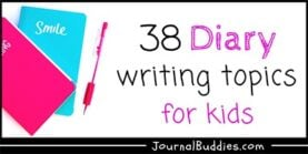 Diary Writing Topics for Kids