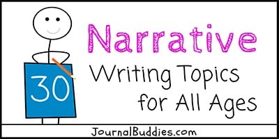 Narrative Writing Prompts for All Ages