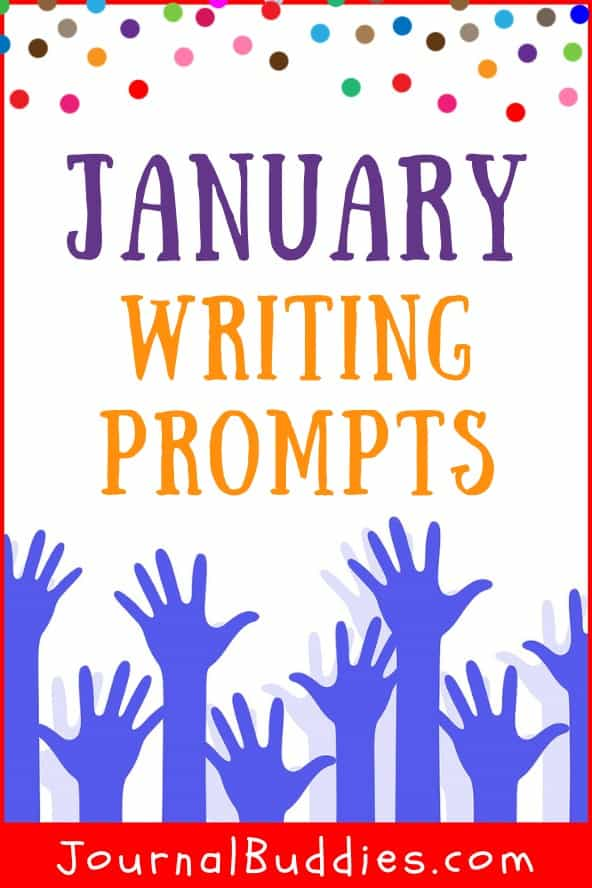 January Writing Topics for Kids