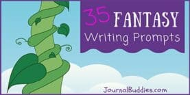 35 Fantasy Writing Prompts