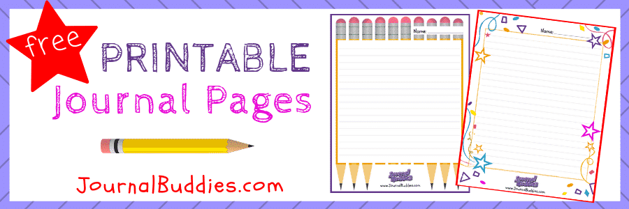 See this! Get your free printable journal pages for students here.