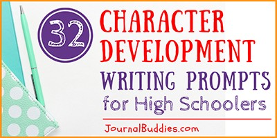 Character Development Writing Prompts