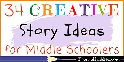 Middle School Creative Story Ideas