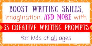 Creative Writing Prompt Ideas