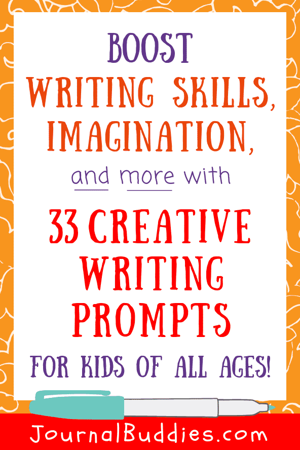 Are you ready to see the profound impact that creative writing can have on your students? Use these 33 creative writing prompts with your class and see the places they can go through the power of imagination!