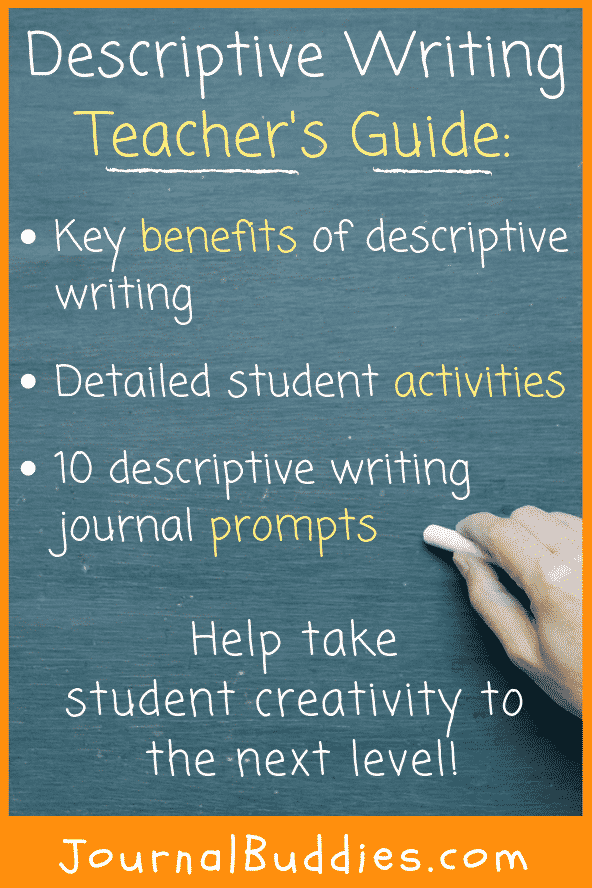 Could your students' writing use a little extra pizazz and panache? Use these simple writing activities to help them learn how to use detail and description to level up their work!