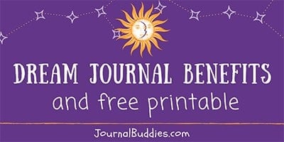 Benefits of Dream Journaling
