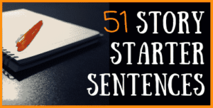 Sentences for Story Starting