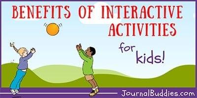 Kids Interactive Activities Benefits