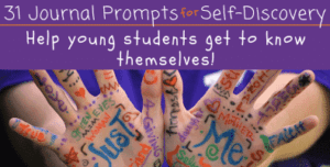 Journal Prompts for Self Discovery