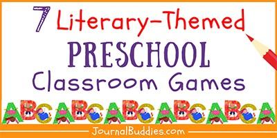 Literacy PreSchool Games