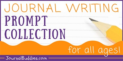 Writing Prompt Collection for All Ages