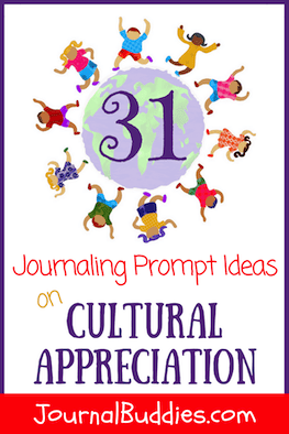 In these new journal prompts on cultural appreciation, your students will have the chance to study different cultures, to explore their own traditions, and to consider the many benefits of exchanging ideas and practices with others.
