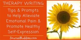 Writing Therapy: Tips, Benefits, and Prompts