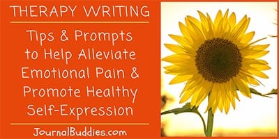 Writing Tips and Prompts for Writing Therapy