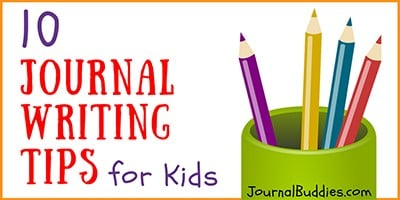 Tips to Help Kids Start Journaling